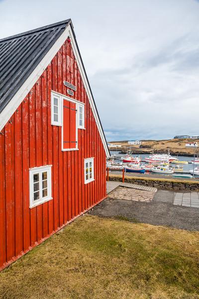 Iceland-Djúpivogur-Langabúð