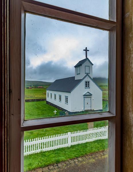 Iceland-Grenjaðarstaður-Grenjaðarstaðakirkja