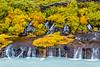 ICELAND-Hraunfossar