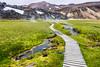 Iceland-Highlands-Fjallabak Nature Reserve-Geothermal bath