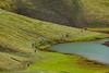 Iceland-Fjallabak Nature Reserve-<br /> Fostastaðavatn lake-Hukers