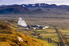 Iceland-Hellisheidarvirkjun Geothermal Power Plant