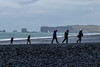 Iceland-Vik-Walking against the wind