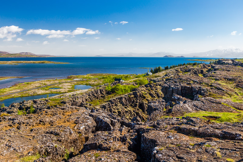 Iceland-Thingvellir National Park