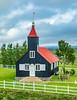 Iceland-Kirkhubaer-Kirkjubærjarkirkja