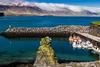 Iceland-Snaefellsnes Peninsula-ARNARSTAPI HARBOR