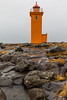 Iceland-REYKJANES PENINSULA-Stafnesviti [lighthouse]