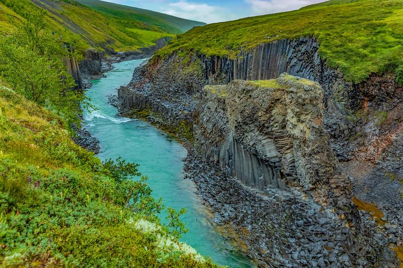 Iceland-JÖKLA-Jökulsá á Brú-Stuðlagil Canyon