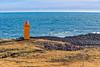 Iceland-Stöðvarfjörður-Kambanes Lighthouse