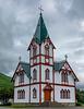 Iceland-Húsavík-Húsavíkurkirkja