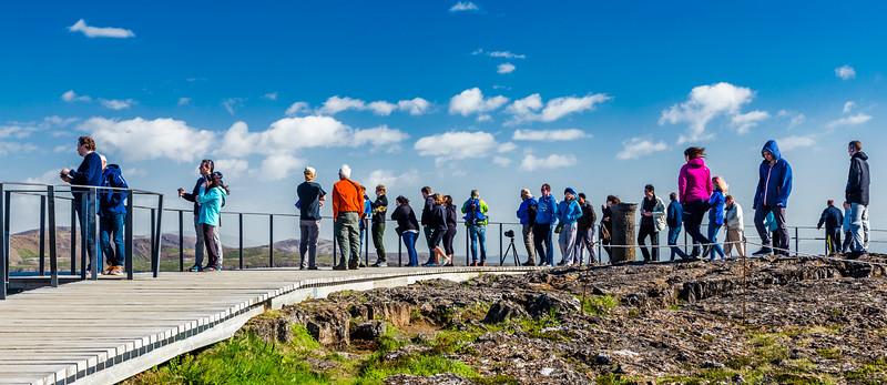Iceland-Thingvellir National Park