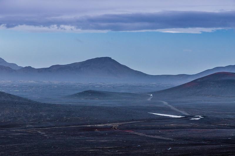 Iceland-Highlands-Fjallabak Nature Reserve
