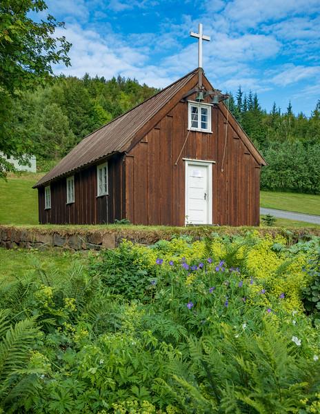 Iceland-Akureyri-Akureyri Museum Church