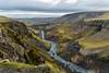 ICELAND-Þjórsárdalur-Fossá River