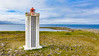 Iceland-Melrakkaslétta peninsula-Hraunhafnartangi Lighthouse
