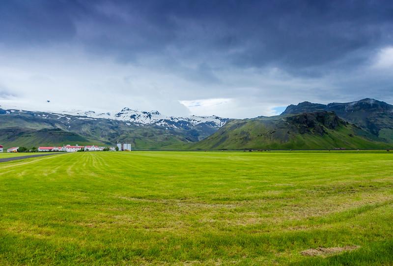 Iceland-Eyjafjallajökull