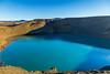 ICELAND-Krafla Geothermal Area-Viti Explosion Crater