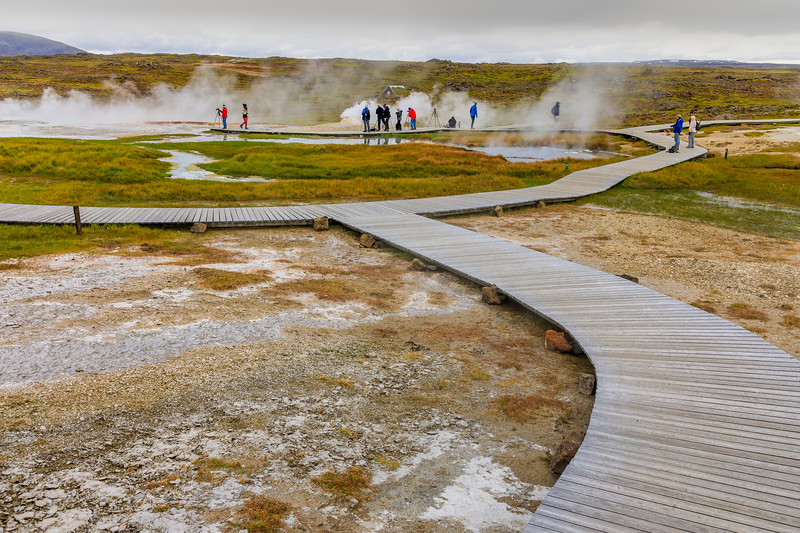 ICELAND-Hveravellir Nature Reserve