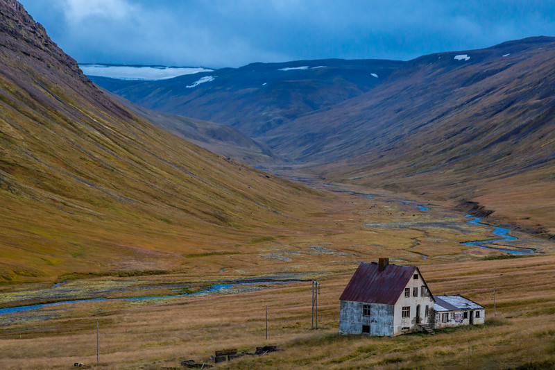 ICELAND-Bakkasel
