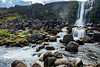 Iceland-Öxaráfoss [ Þingvellir National Park]