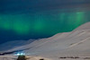 ICELAND-Vatnsleysa I-Northen Lights