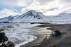 Iceland-Lækjavík-Black sand beach