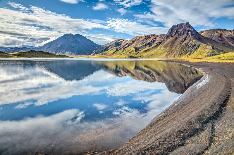 ICELAND-HIGHLANDS-Kylingavatn