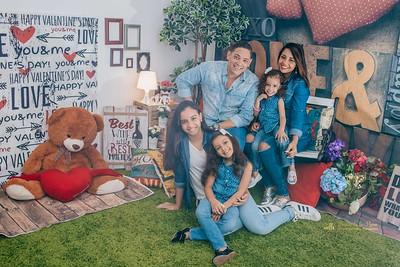 29. Delmary Sanchez y Familia