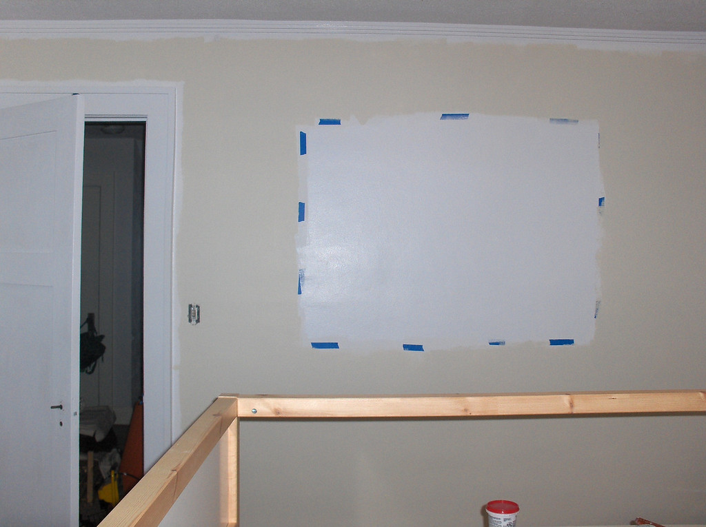 Elliott's Big Boy Room - in progress