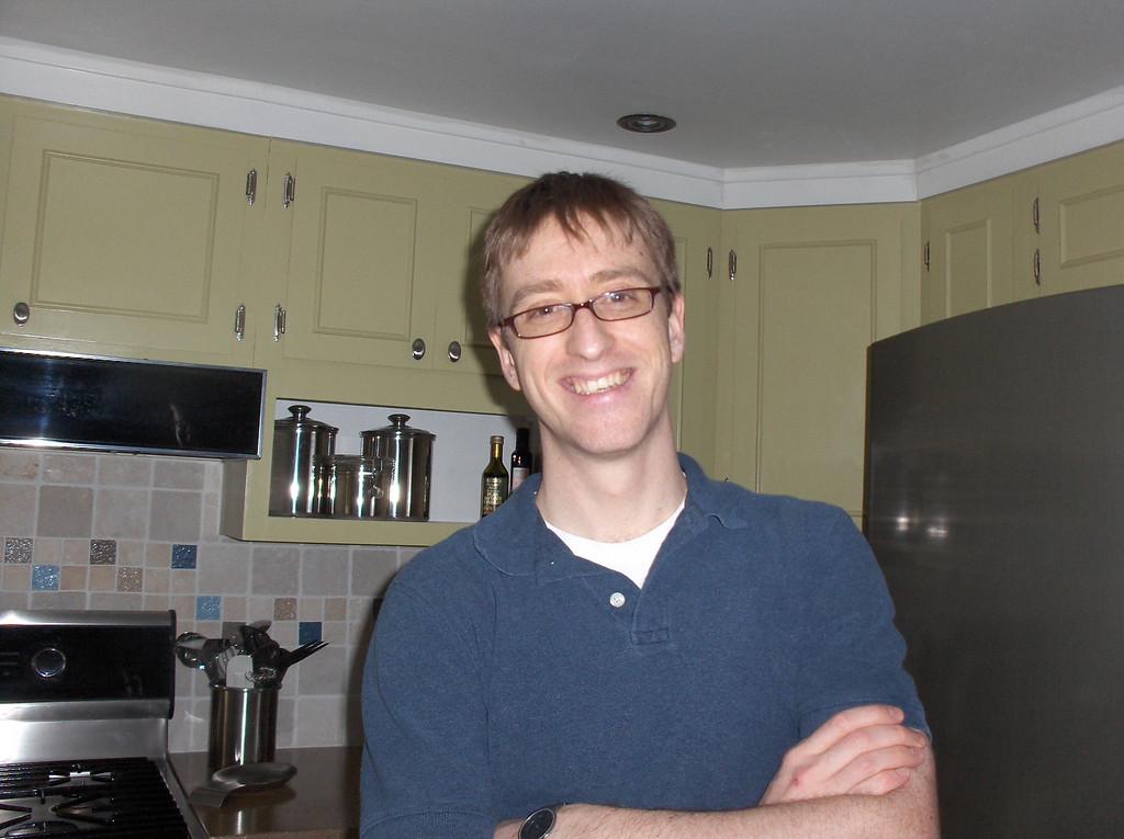 Josh in the Kitchen