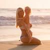 Judy - expecting mom, and Jack - Beacon's Beach