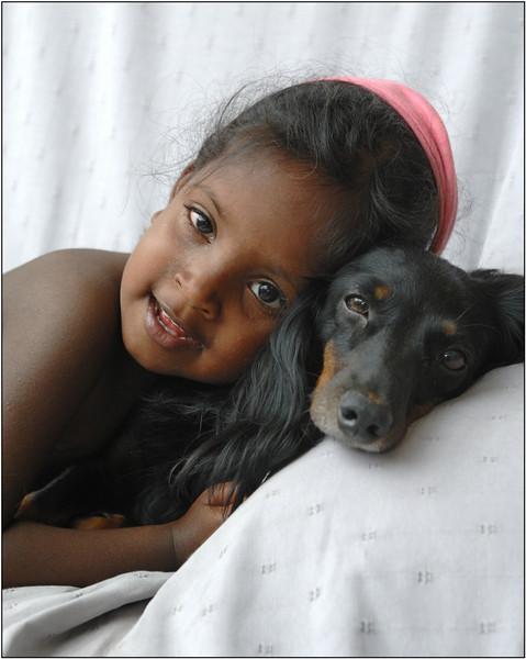 Amelie en Mika