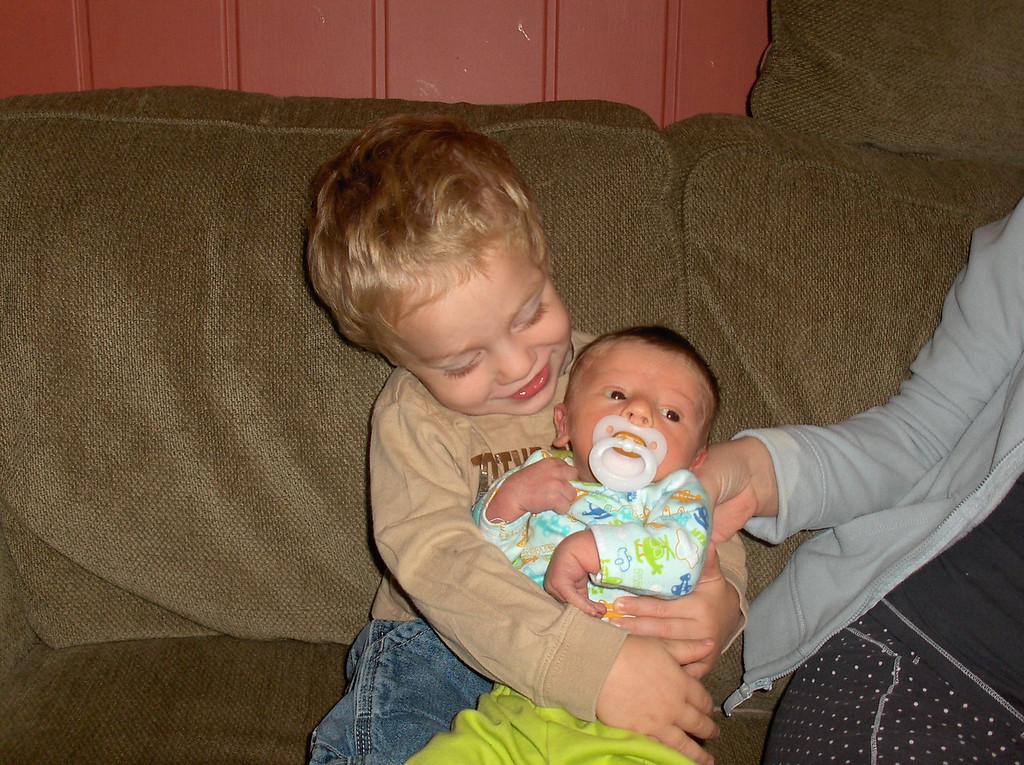 Soren and Ferris