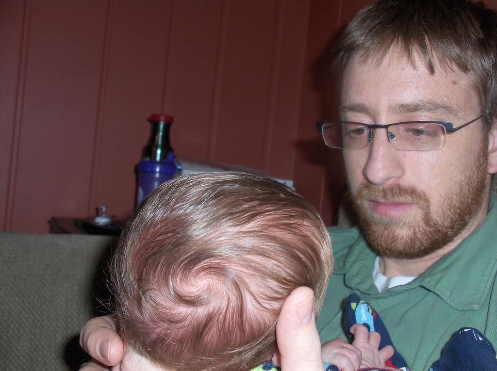 Ferris hair whirls