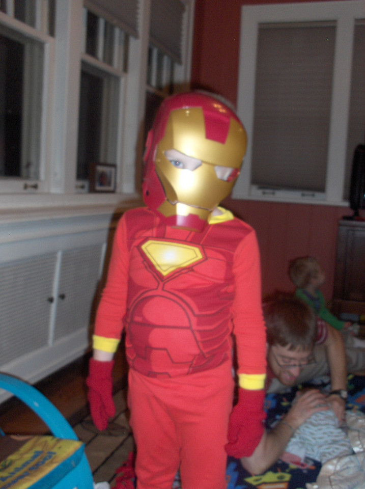 Ironman Elliott
