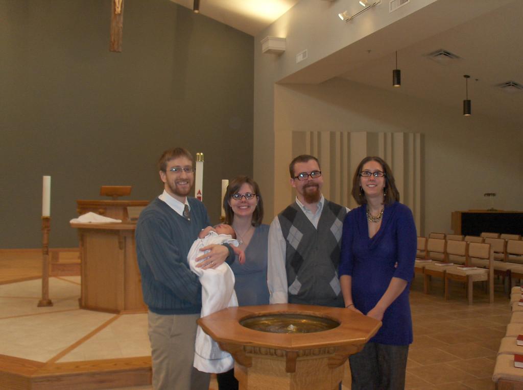 Ferris' Baptism
