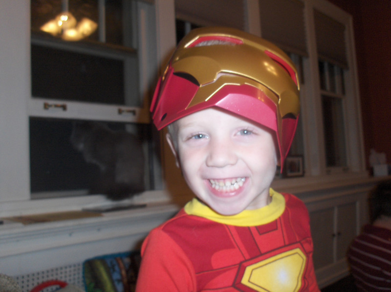 Ironman Elliott