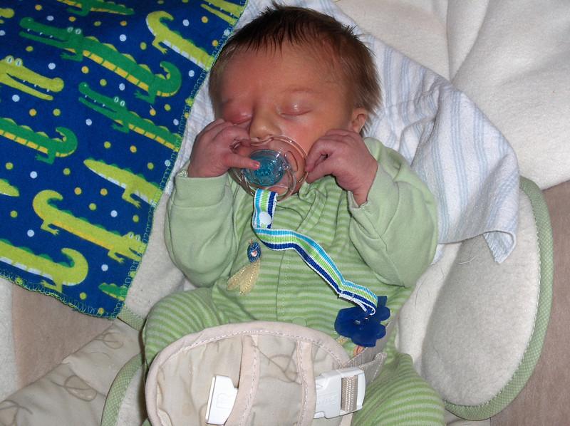 Ferris, 3 days old