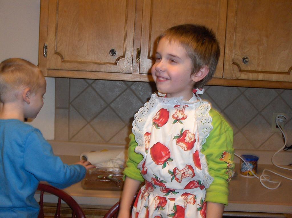 Gavin and Elliott