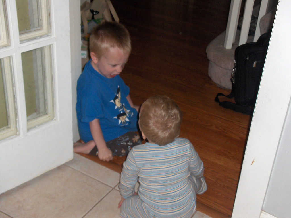 Soren and Elliott