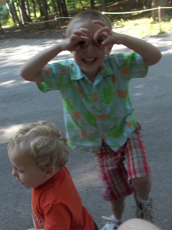 Soren and Gavin