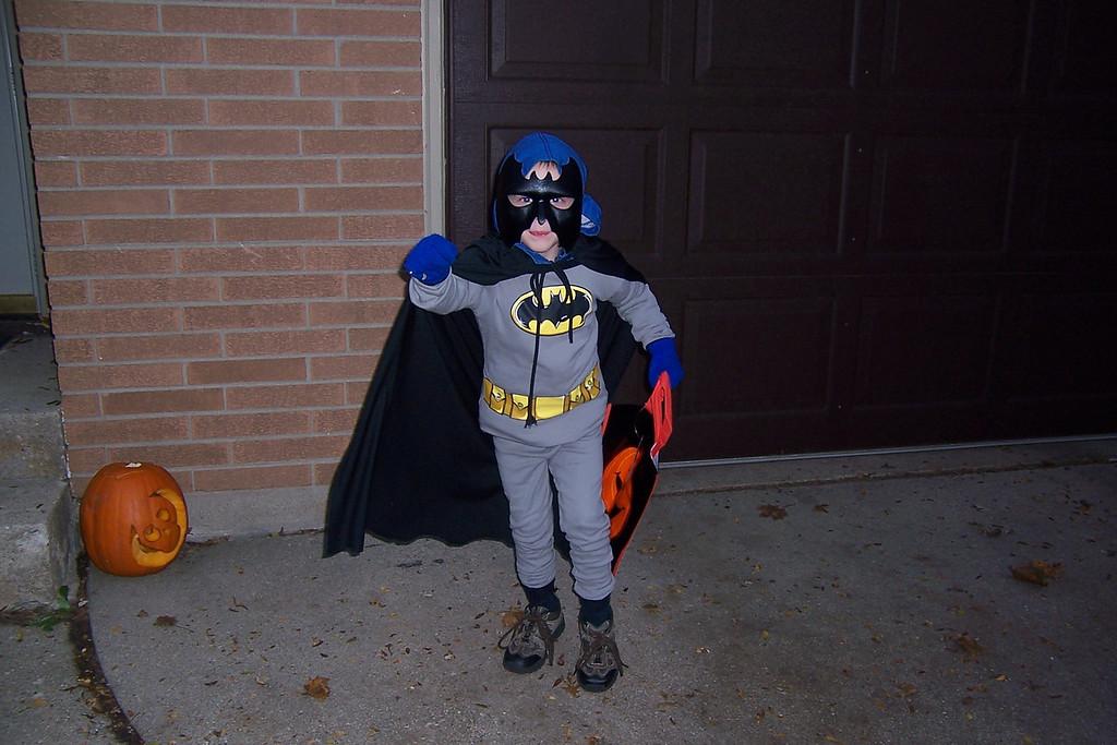 Gavin Halloween