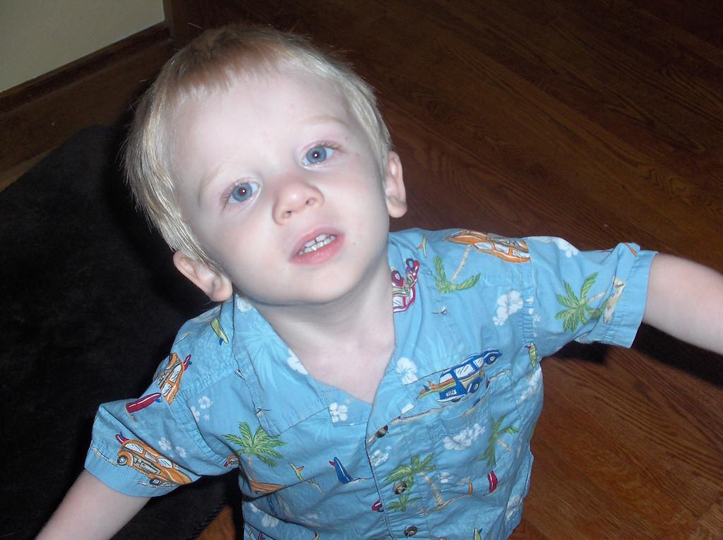 Elliott Swenson July 2008