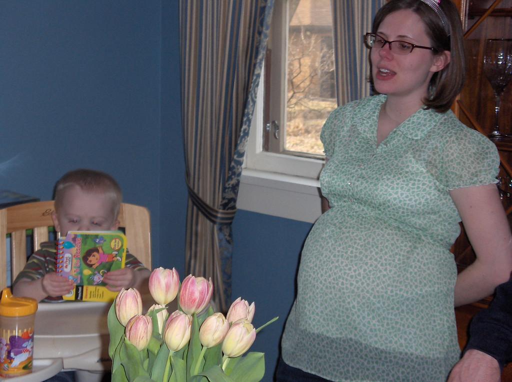 Elliott Swenson March 2008