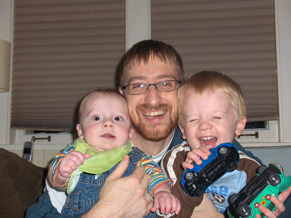 Soren, Elliott, and Josh