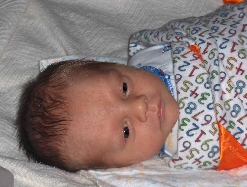 Soren Swenson, May 2008