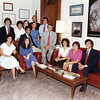 Photograph of Summer 1983 Interns
