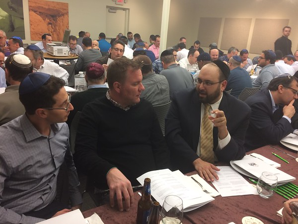 The Mans Seder