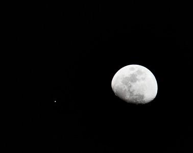 star + moon
