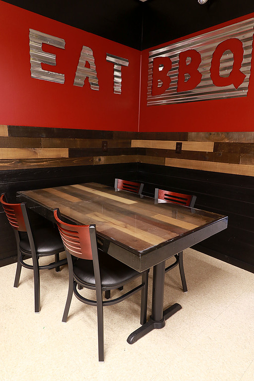 . The Local Spot in Fitchburg is expanding and with a new BBQ restaurant next to their spot on Main Street. They are calling  it TJ\'s BBQ. SENTINEL & ENTERPRISE/JOHN LOVE